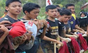 PMR Seluruh Cianjur Ikuti Pelatihan P3K