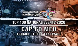 Pawai 'Cap Go Meh' di Bogor Masuk Kalender Tahunan Kemenparekraf