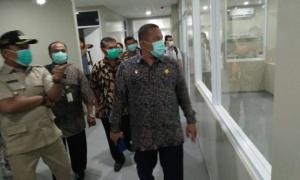 Menjadi RS Rujukan Covid-19, Rumah Sakit Paru Karawang Kekurangan Tenaga Medis