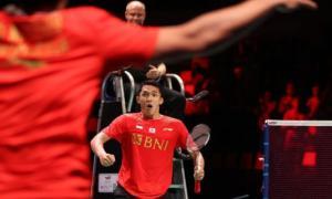 19 Tahun Tanpa Gelar, Indonesia Rebut Trofi Thomas Cup 2020