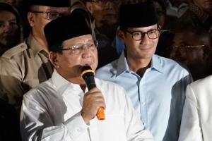 Dalam Sebulan, Kampanye Prabowo-Sandi Habiskan Dana Rp31,7 M