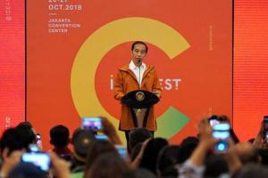 Soal Pemasaran, Jokowi: Anak Muda Indonesia Jago-Jago