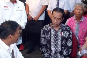 Jokowi Minta Pencarian Korban Lion Air JT 610 24 Jam