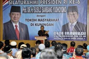 Indonesia Masa Depan, SBY: Jangan Kita Biarkan Perpecahan