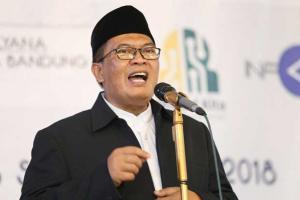 Oded Tunjuk Ema Sumarna Plh Sekretaris Daerah Kota Bandung