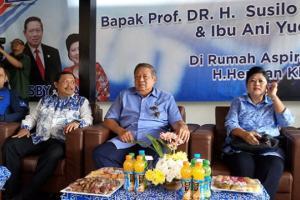 SBY Singgung Proyek Infrastruktur dan Pencabutan Subsidi