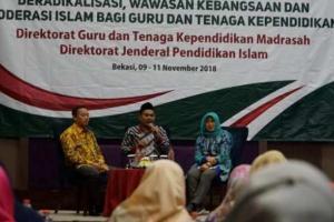 PBNU Imbau Guru Madrasah Hindari Propaganda Agama