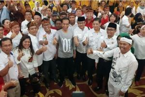 TKD Jabar Siap Menangkan Jokowi-Ma'ruf Lewat Operasi Semut