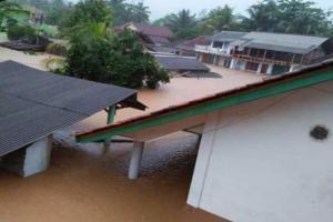 Pemkab Tasikmalaya Prioritaskan Penanganan Korban Banjir