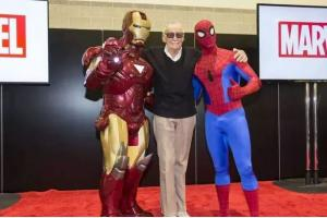 Stan Lee Wafat, Pemeran Superhero Marvel Berbelasungkawa