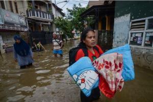 BPBD: 350 Rumah, 9 Sekolah, dan 25 Tempat Ibadah Terdampak Banjir Bandung
