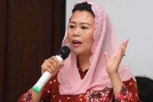 Yenny Wahid: Perempuan Kunci Sukses Menangkan Pilpres