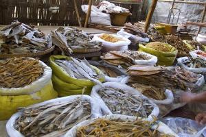 Memasuki Musim Hujan, Harga Ikan Asin di Cianjur Meroket