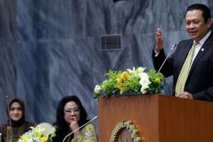 Pimpinan DPR Belum Terima Surat Pengganti Taufik Kurniawan dari PAN