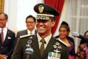 Jokowi Tegaskan, Penunjukan Andika Sebagai KSAD Telah Diperhitungkan
