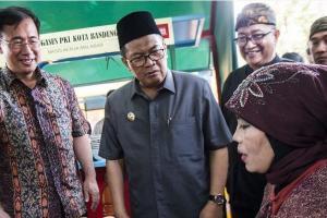 Dana Rp200 Juta per Kelurahan, Ini Sikap Wali Kota Bandung