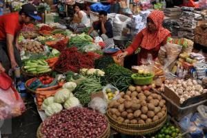 Di Indramayu, Harga Sayur Meroket Rp1.500-Rp10.000 per Kg