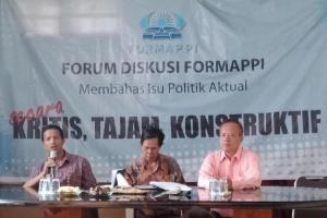 Fungsi Legislasi DPR, Formappi: Minim Hasil dan Prestasi