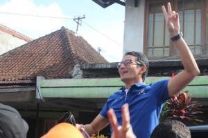 Sandiaga Jalin Kontrak Politik dengan Petani Tebu