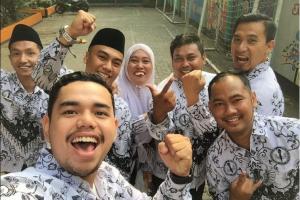 Kualitas Tenaga Pendidik Meningkat, Jokowi: Guru Pembangkit Inspirasi