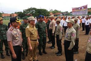 Antisipasi Bencana, Pemkab Cirebon Siagakan Pasukan TRC