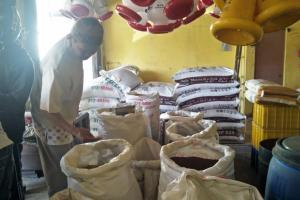 Harga Tak Menentu, Pedagang Pakan Ternak di Cianjur Mengeluh