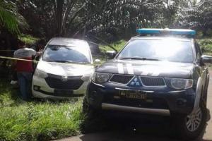 Mobil Korban Begal di Bintaro Ditemukan di Sukabumi
