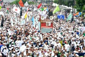Reuni 212, MUI Jabar: Sifatnya Politik, Tak Murni Kegiatan Agama
