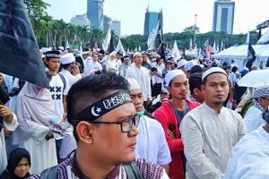 Aksi Damai Reuni 212 Bentuk Gairah Persatuan Umat Islam