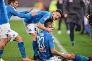 Tekuk Inter, Napoli Terus Pepet Juve