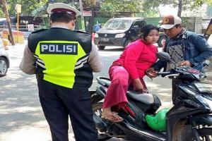 Razia KKYD, Polisi Sita 69 Motor Bodong