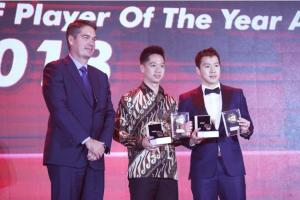 Minions Raih Penghargaan Dunia Kategori Putra Terbaik 2018