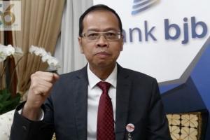 Dirut Bank BJB Ahmad Irfan Diberhentikan dengan Hormat