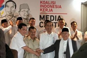 La Nyalla Akui Sebar Hoaks, Ketua TKN: Isu Jokowi PKI Selesai