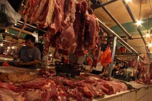 Stok Aman, Ini Harga Daging Sapi dan Ayam di Pasar Manis Ciamis