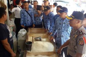2 Pasar di Cianjur Jadi Sasaran Sidak Satgas Pangan