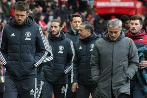 Gagal Angkat Performa Tim, Manchester United Pecat Mourinho