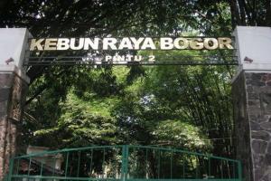 Angin Kencang, Kebun Raya Bogor Ditutup Sementara