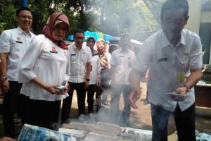 16.635 E-KTP Rusak Dimusnahkan Disdukcapil Bandung