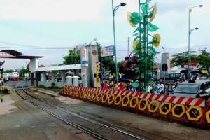 KAI Cirebon Tutup 41 Perlintasan Sebidang Selama 2018
