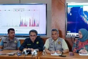 PVMBG Belum Bisa Pastikan Tsunami di Anyer karena Anak Krakatau