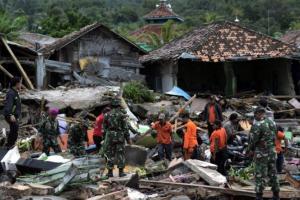 Ini Penjelasan Volkanolog ITB soal Tsunami di Selat Sunda