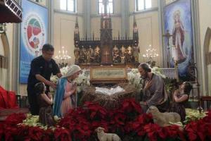 Uskup Agung Sampaikan Pesan Natal 2018