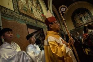 Doakan Korban Tsunami, Uskup Agung Katedral: Semoga Diberikan Kebahagiaan Abadi