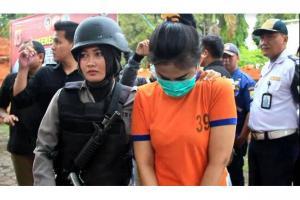 Polres Cirebon Segera Lengkapi Berkas Kasus Sabu Caleg Cantik