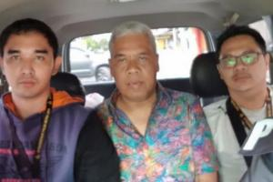 Satgas Mafia Bola Tangkap Komdis PSSI Mbah Putih