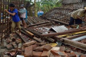 Tak Ada Korban Jiwa, 14 Rumah Rusak Diterjang Angin Kencang