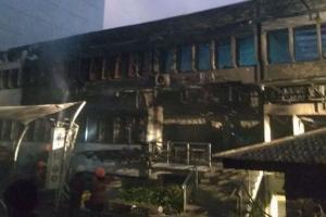 Korsleting Diduga Jadi Penyebab Kebakaran di Gedung Magister ITB