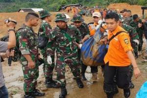 2 Jasad Ditemukan Pagi Ini, Total Korban Meninggal Longsor Sukabumi 4 Orang