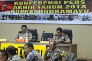 Kapolres Cianjur: Pelanggaran Anggota Munurun Sepanjang 2018